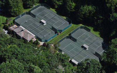 Fall Tennis at Elk River Club