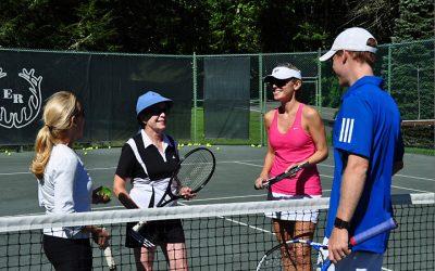 Tennis at Elk River Club