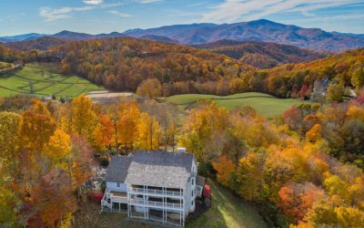 Autumn Colors and Fall Events in Banner Elk, NC