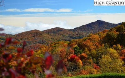 Spectacular Fall Views and Area Events Near Banner Elk